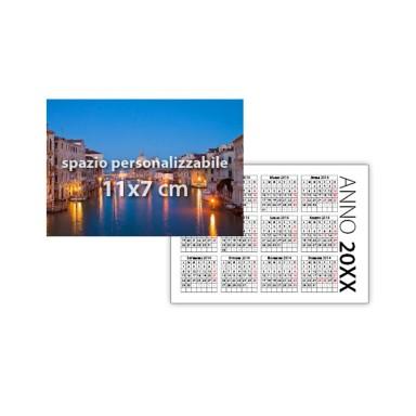 Calendario tascabile 2022