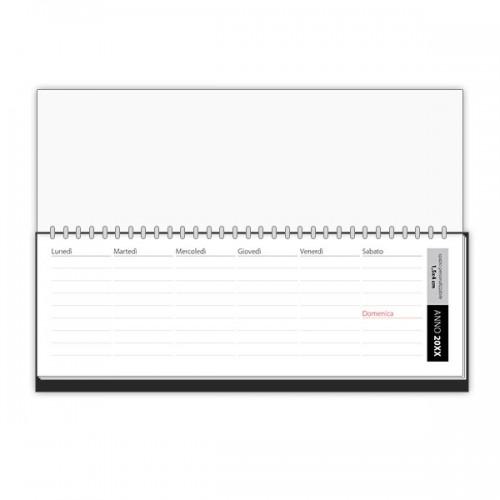 Calendario 2020 Settimanale Da Stampare.Planning Settimanale Piccolo 2020
