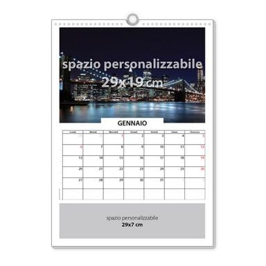 Calendario da muro 13 fogli 2021