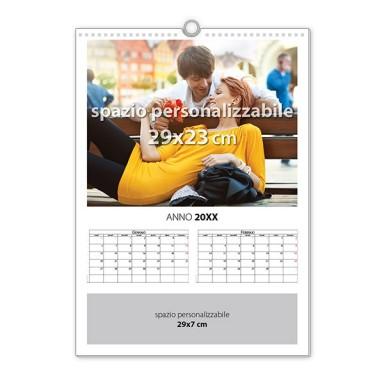 Calendario da muro 7 fogli 2021