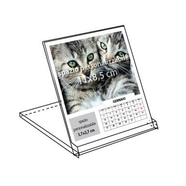 Calendar Box da tavolo 13 fogli 2019