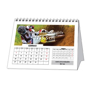 Calendario triangolare 2022 13 fogli