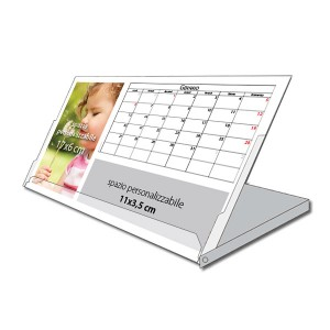 Calendar Box 2021 lungo 13 fogli