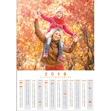 Calendario poster 2020 50x70