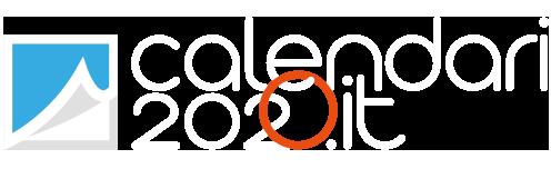 Calendario 2020 Settimanale Da Stampare.Calendari 2020 Vendita Stampa E Personalizzazione On Line